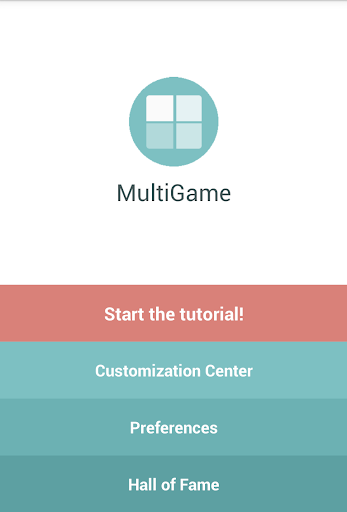 Multigame Multitasking game