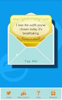 Screenshot of Da Daily Compliment