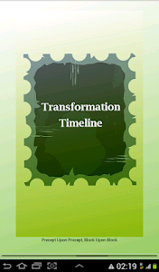 Transformation Timeline screenshot 5