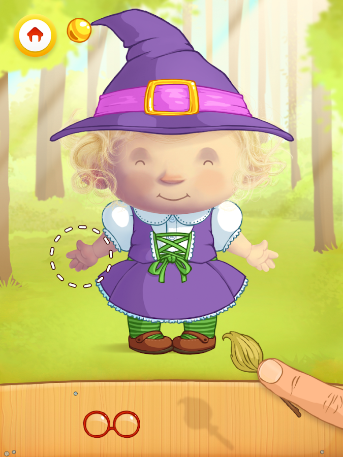 Dress Up - Fairy Tales- screenshot