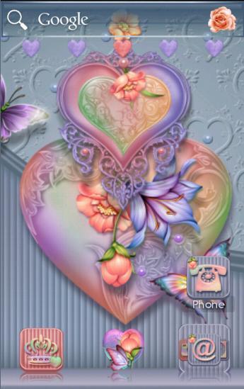 ADW  Valentine Hearts Romance - screenshot