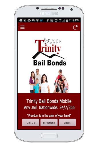 Trinity Bail Bonds Mobile App