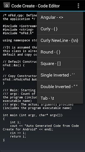 【免費生產應用App】Code Create-APP點子