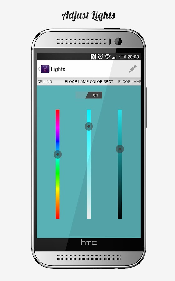 huerray philips hue and lifx android apps on google play. Black Bedroom Furniture Sets. Home Design Ideas