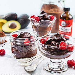 Chocolate Hemp Milk Custard
