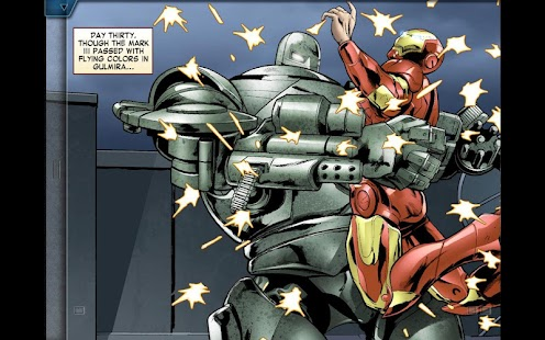 The Avengers-Iron Man Mark VII- screenshot thumbnail