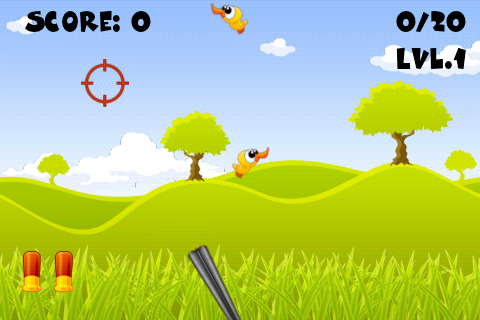 Shoot The Ducks - Free