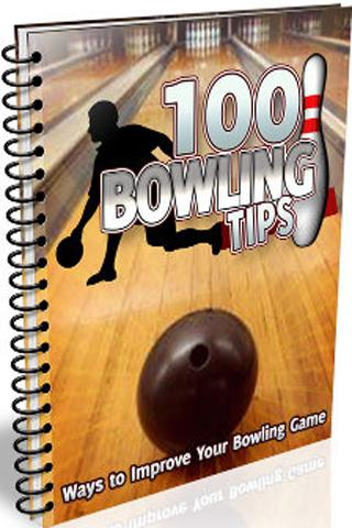 Bowling Tips - screenshot