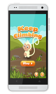 Monkey Climbing- screenshot thumbnail