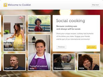 Cooklet for tablets Screenshot 4