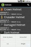 Screenshot of TibiaDroid [Free]