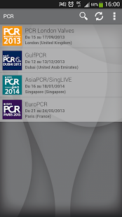 PCR - screenshot thumbnail