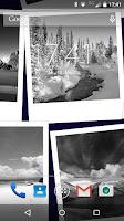 Screenshot of Camera Pictures Live Wallpaper