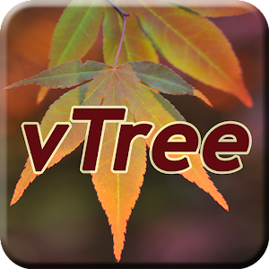 Logo for Virginia Tech Tree ID App for Android