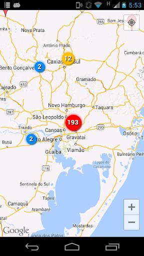 【免費社交App】MapIt Social Networks-APP點子