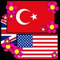 Turkish-English Dictionary logo