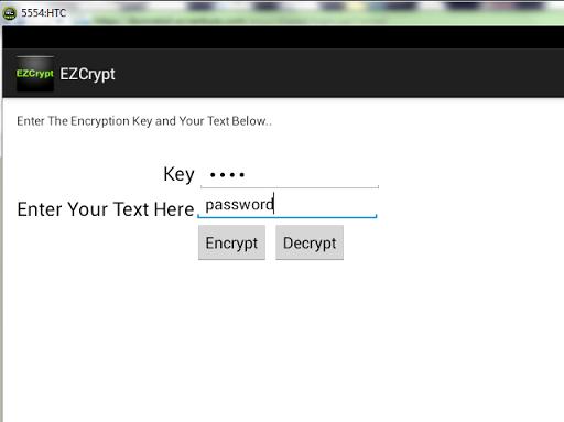 EZCrypt