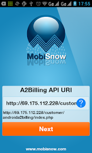 A2Billing SIP Dialer - screenshot thumbnail