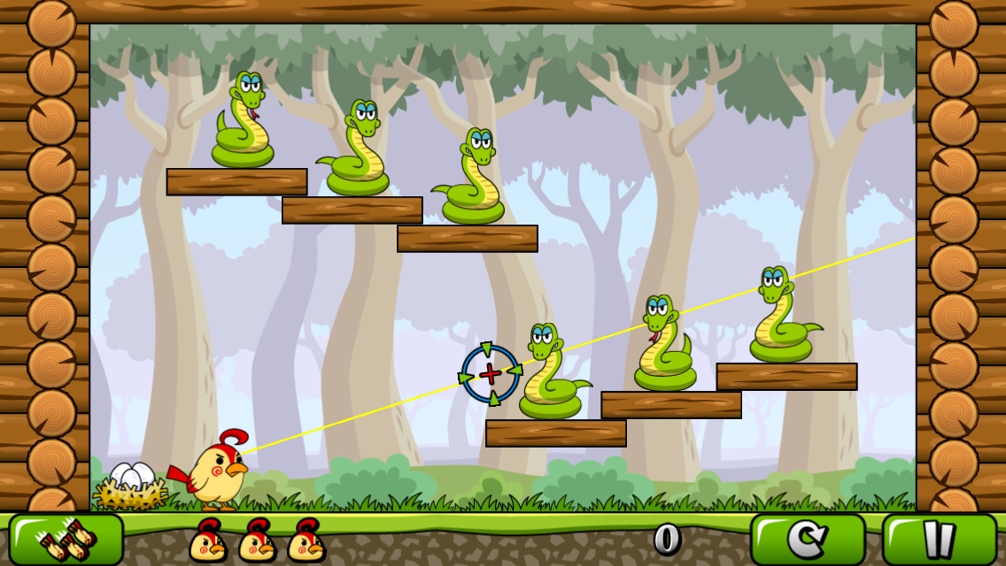 Mighty Birds- screenshot