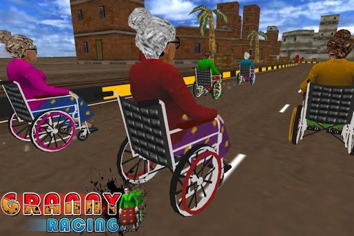 Granny Racing ( 3D Fun Game)  screenshots EasyGameCheats.pro 3