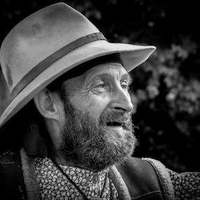 Happiness by Lucien Vandenbroucke - People Portraits of Men (  )