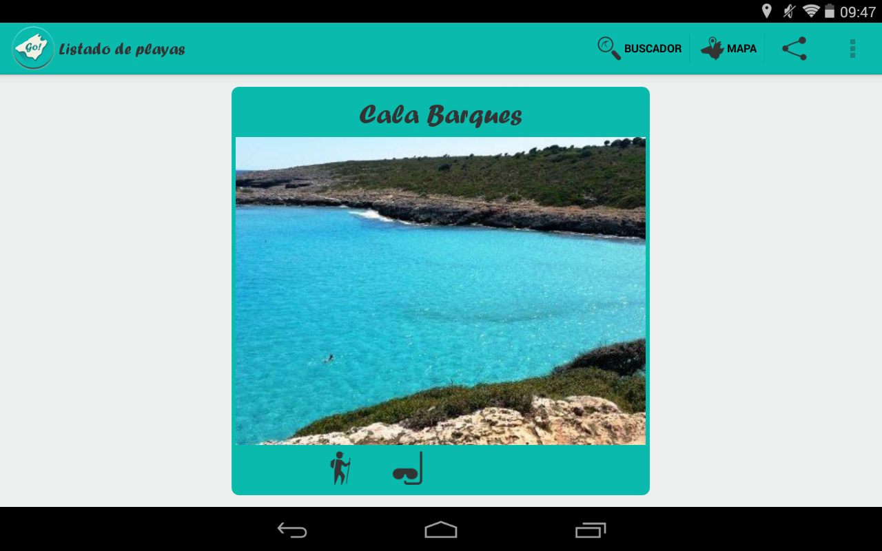 Lonely Beach Mallorca: captura de pantalla