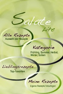 iKochen Salate Lite - screenshot thumbnail