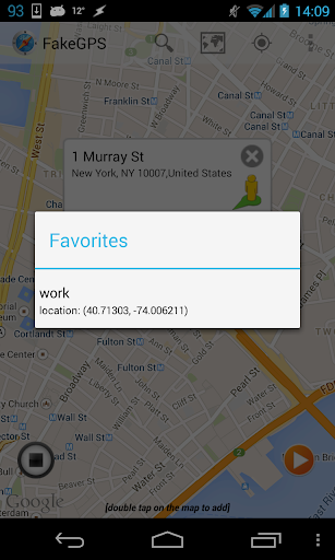 Fake GPS Go Location Spoofer  screenshots 20