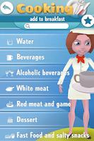Screenshot of FitMe