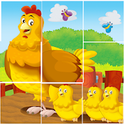Game Animals Tile Puzzle ♥ APK for Windows Phone