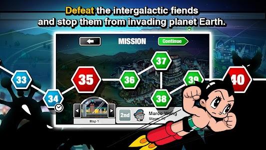Astro Boy Siege: Alien Attack v1.0