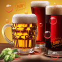 Drink Beer HD Live Wallpaper icon