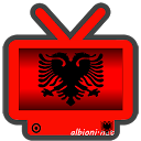 Shqip Tv Radio Albanian Online mobile app icon
