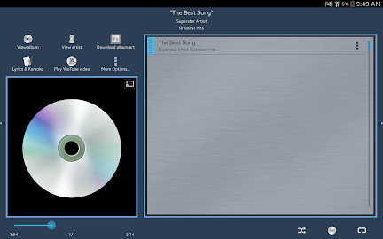 Music Player (Remix) Screenshot 1