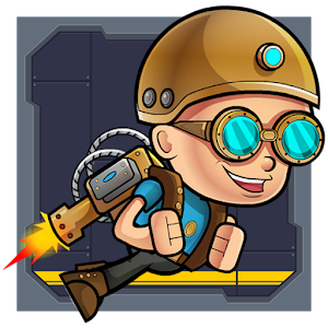 Sheldon Jetpack Adventure for PC and MAC