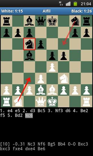 Chess Alfil Ads