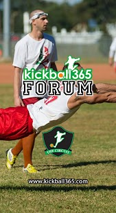 Kickball365 Forum- screenshot thumbnail