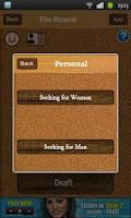 Screenshot of Pinboard