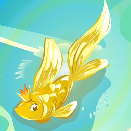 Интерактивная Золотая Рыбка