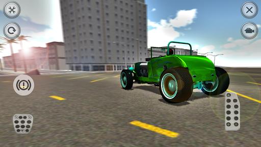 Old Timer Car Simulator
