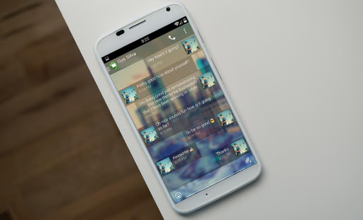 Evolve SMS Theme - BH Shade