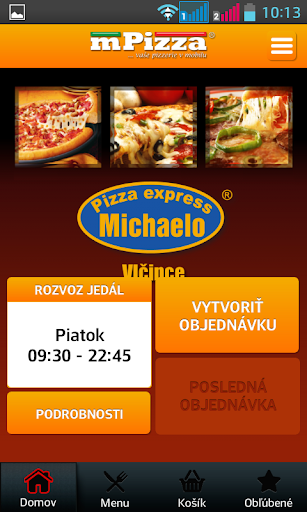 Pizza Express Michaelo