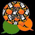 GO SMS - Ghostly Pumpkin icon