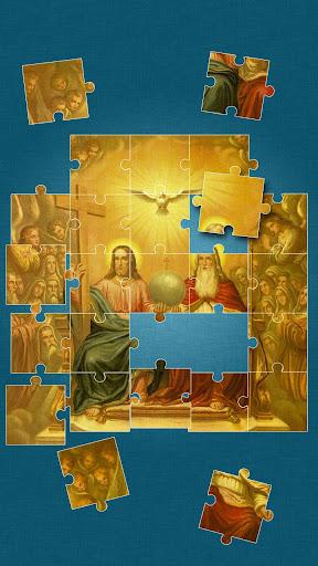 God and Jesus Jigsaw Puzzle 4.6 screenshots 1