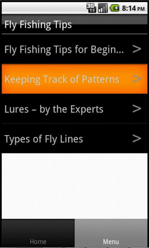 Fly Fishing Tips