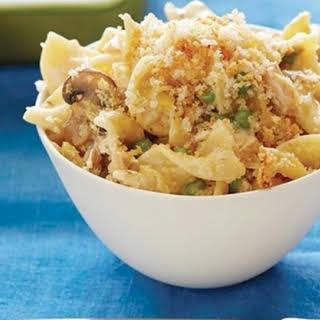 Sunny's Tuna Noodle Casserole.