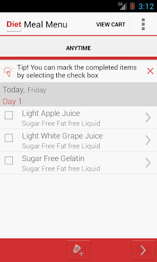 Gastric Bypass Meal Plan