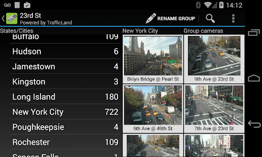 Tri-State Traffic Cameras - screenshot thumbnail