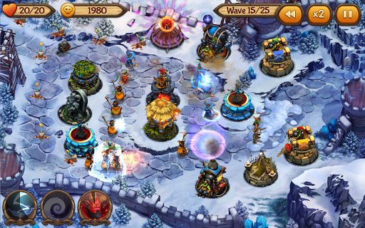 Evil Defenders 1.0.19 screenshots 13