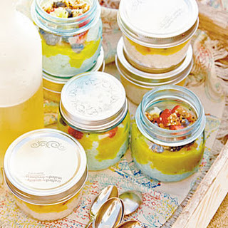 Coconut-Tapioca Parfaits